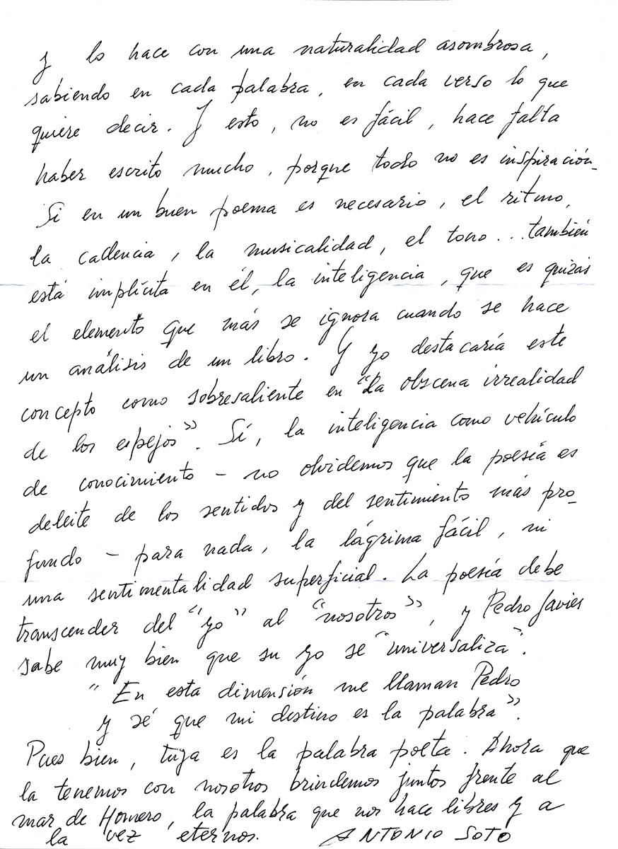 ANTONIO SOTO ALCÓN